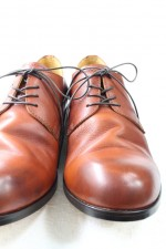 PADRONE(パドローネ) DERBY PLAIN TOE SHOES (JACK)入荷ブログ