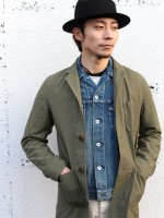Deluxe Clothing(デラックスクロージング)新作UPSETTER VINTAGE WASHEDを使ったコーディネートブログ