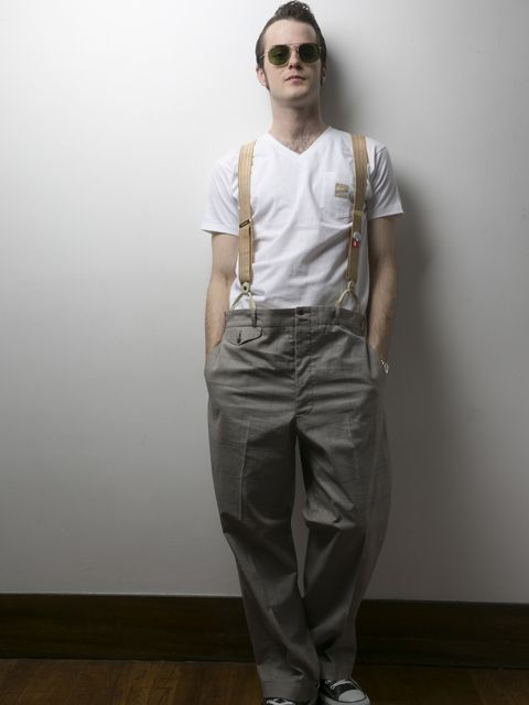 BELAFONTE(ベラフォンテ) 新作 RAGTIME TROUSERS (COIN POCKET FLAP) トラウザー入荷!!