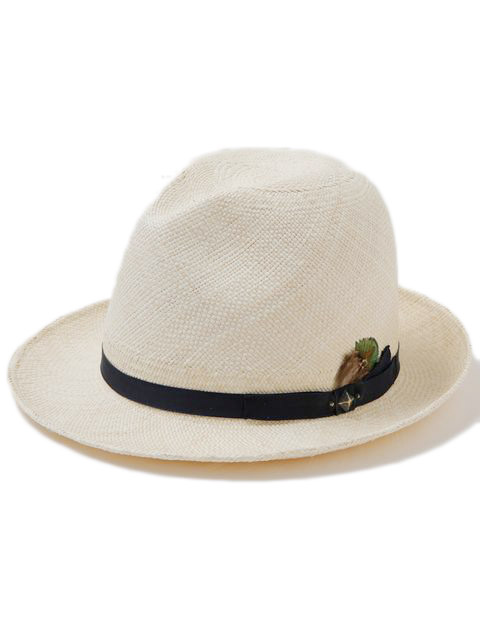 RAGTIME-PANAMA-HAT-WHITE-x-NAVY-TAPE